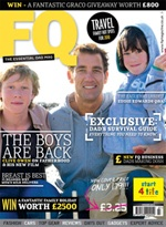 News for Dads: FQ – Ezine Launch