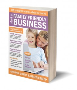 Family Friendly Business Ideas Book