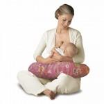 Win a Boppy breastfeeding pillow