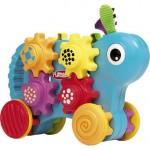 Toy Review: Playskool Push n Stack Gears