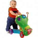 Toy Review: Playskool step start walk and ride