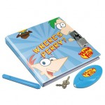 Toy Review: Phineas and Ferb Secret Notebook and Pen