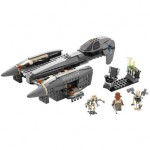 Toy Review: Lego Star Wars General Grievous Starfighter