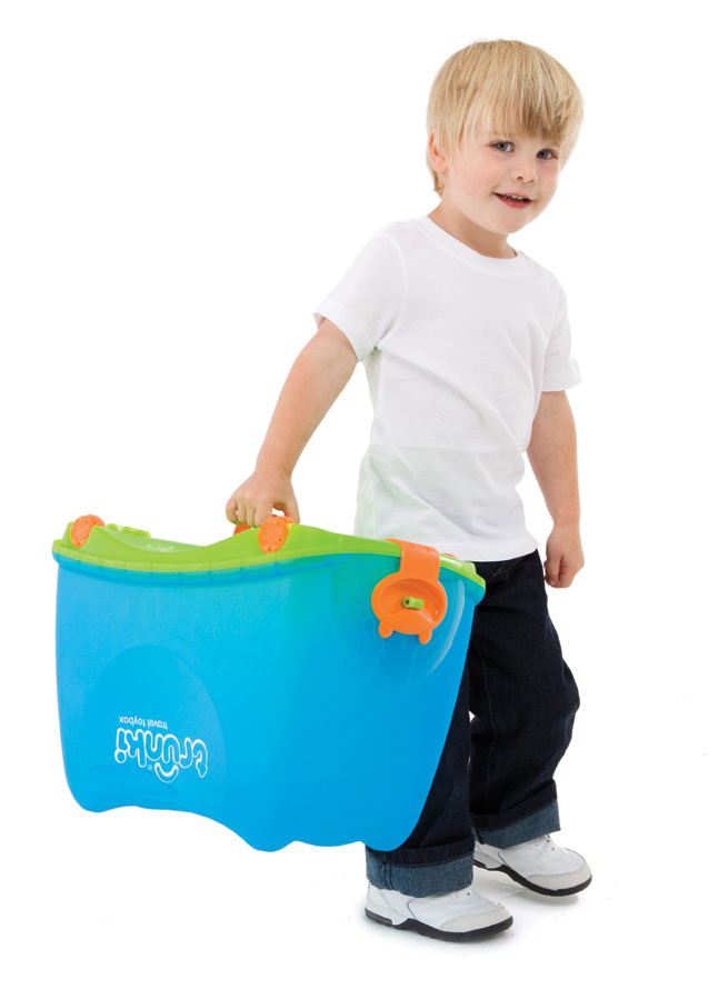 Easter Holiday Ideas: Pack it Up in a Trunki