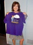 Lynda Bellingham backs family charity's summer campaign to help children conquer bedwetting