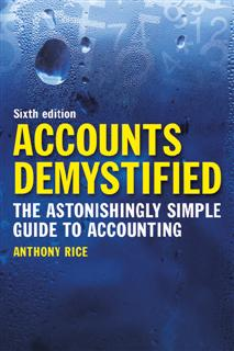 Book Review: Accounts Demystified by Anthony Rice