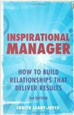 Book Review – Inspirational Manager by Judith Leary-Joyce