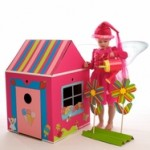 Treat your children to a world of creativity and imagination – Cardboard Playhouses