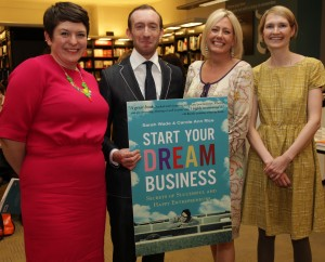 Sarah Wade is the Author of Start Your Dream Business