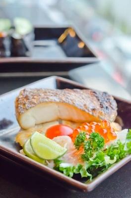 """Salad And Fish"" by rakratchada torsap"