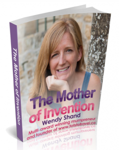 Mother of Invention Wendy Shand
