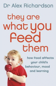 They are what you feed them