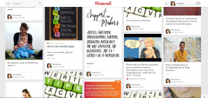 Join us on Pinterest and share your products and tips