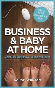 FrontCover Business and baby