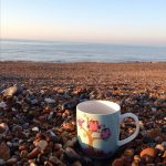 Coffee on th beach