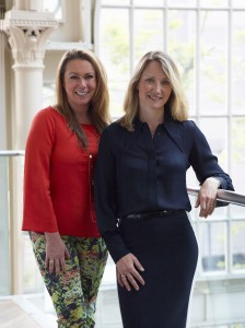 Holly Tucker (left) and Sophie Cornish Co-Founders notonthehighstreet.co...