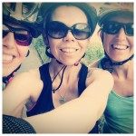 cycling friends