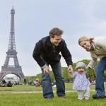 09 Paris with children