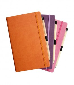 A5 Closed Notebooks
