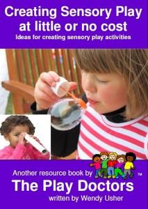 Creating Sensory Play book cover