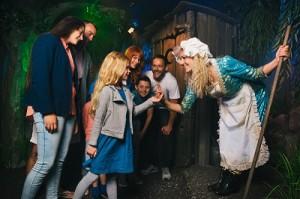 Shrek's Adventure! London - Lost in the Swamp