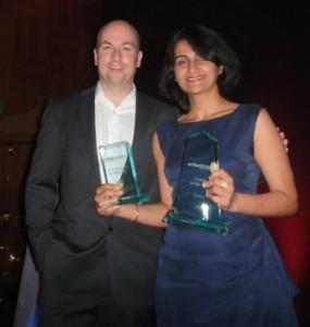 European Business Coach of the Year- Winner LR