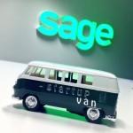 Sage start up van