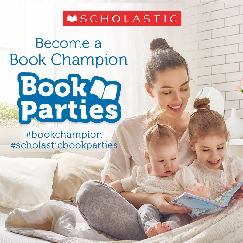 Join Scholastic Book Champions
