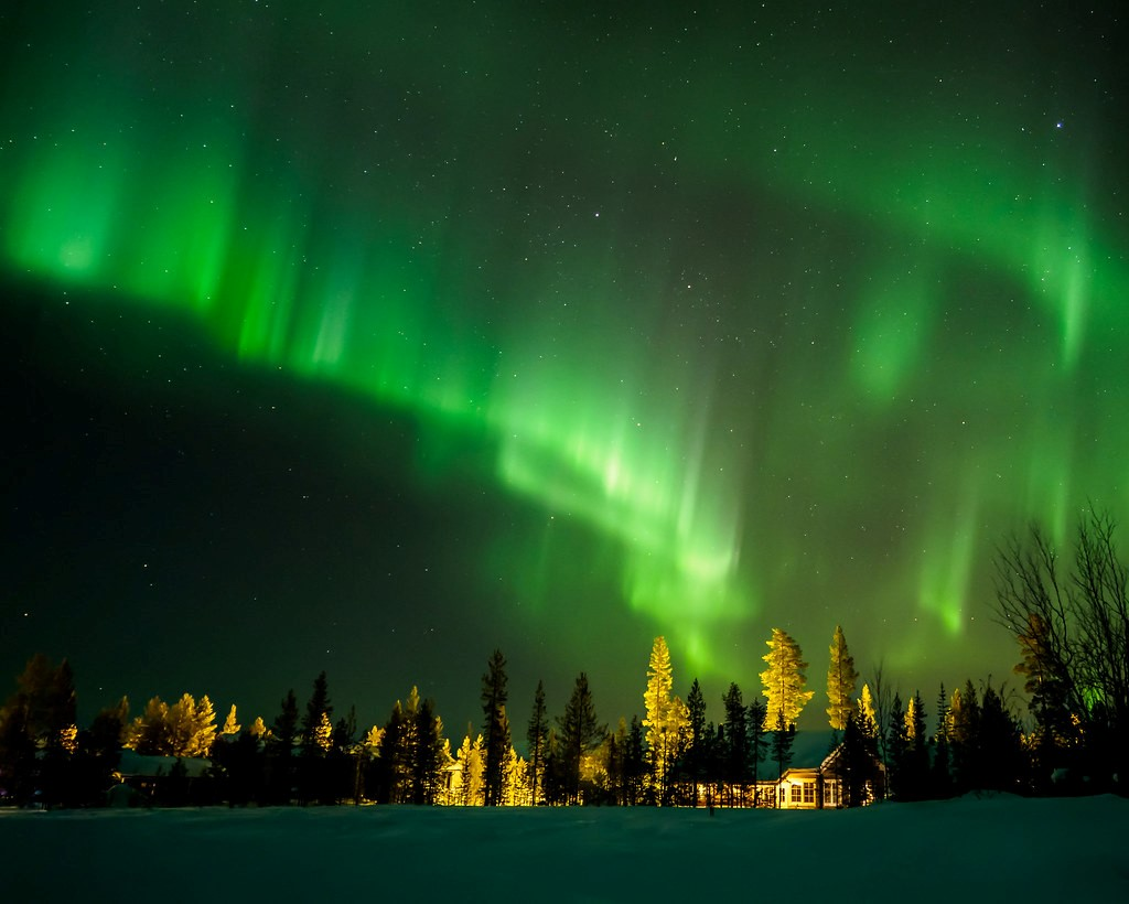 Northern Lights II by _hq_, on Flickr