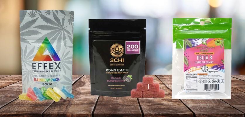 Best Delta 8 THC Gummies on the Market